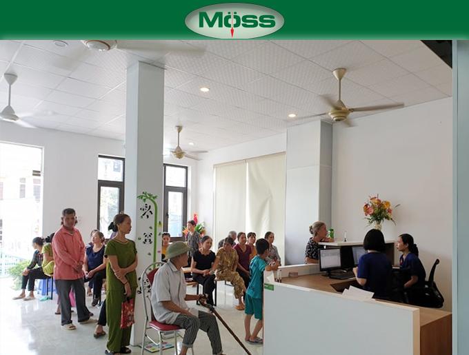 Phần mềm phòng khám giúp quản lý và tiếp đón bệnh nhân