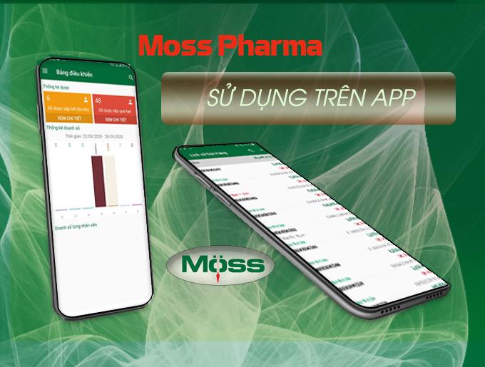 Moss Pharma phiên bản điện thoại Android đã ra mắt