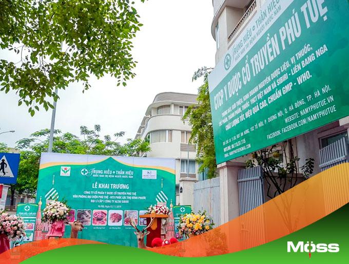 Phòng khám chẩn trị YHCT Phú Tuệ