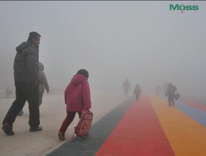Trẻ em khi trưởng thành vẫn chịu ảnh hưởng của ô nhiễm