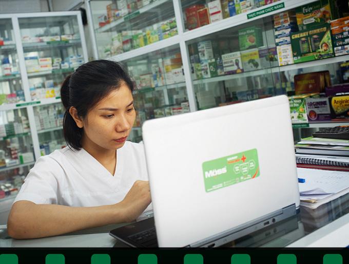 Công nghệ mới hỗ trợ quản lý nhà thuốc hiệu quả