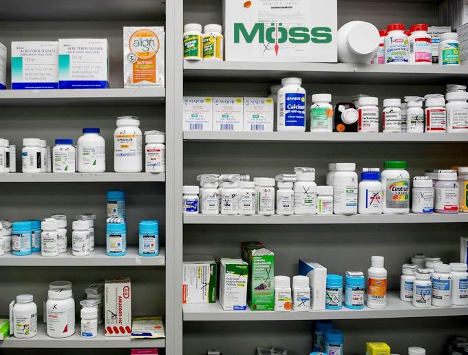 Xác định và lựa chọn danh mục thuốc bán lẻ cho nhà thuốc