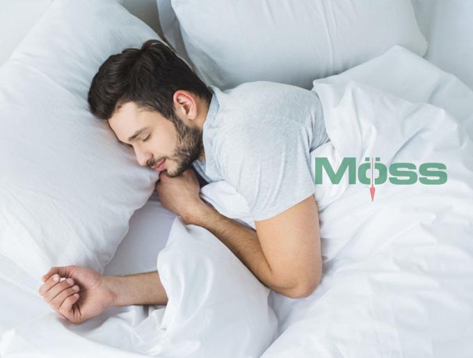 Nằm nghiêng giúp bạn có một giấc ngủ lành mạnh