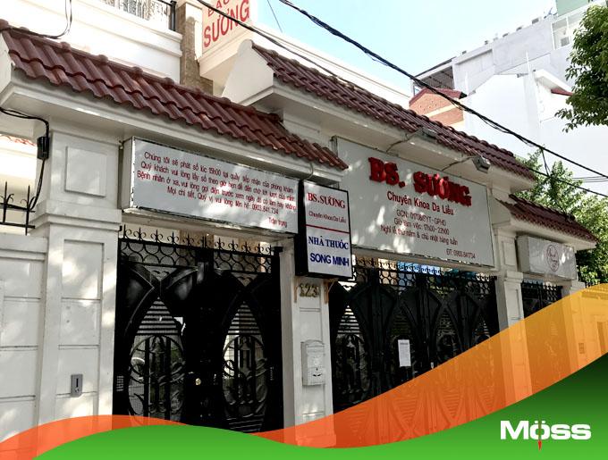 nhà thuốc Song Minh