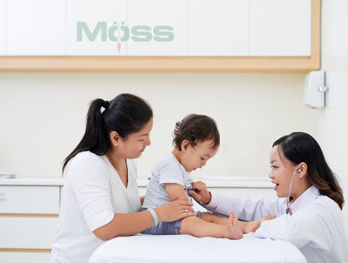 Bác sĩ cần có phương pháp tiếp cận bệnh nhân nhi