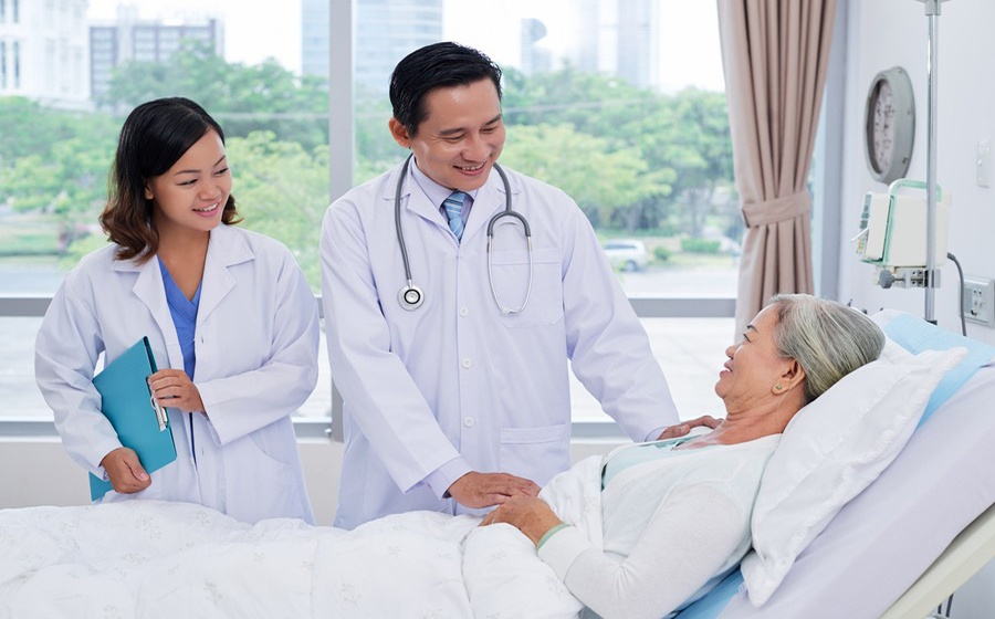 Lợi ích của bệnh nhân khi áp dụng phần mềm quản lý phòng khám