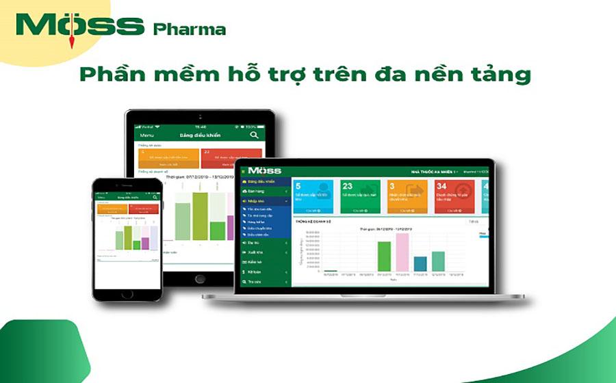 Những lợi ích mà phần mềm quản lý dược mang lại cho nhà thuốc