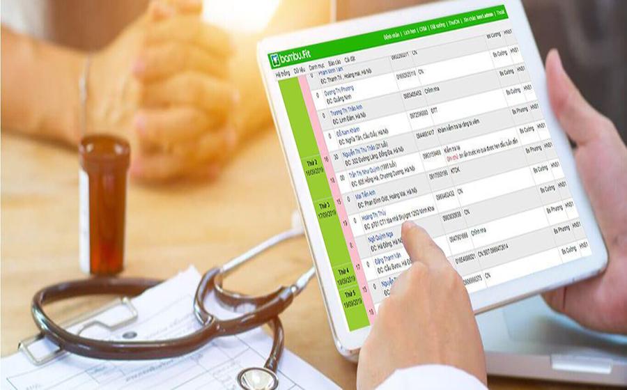 Lợi ích của chủ phòng khám khi áp dụng phần mềm quản lý phòng khám